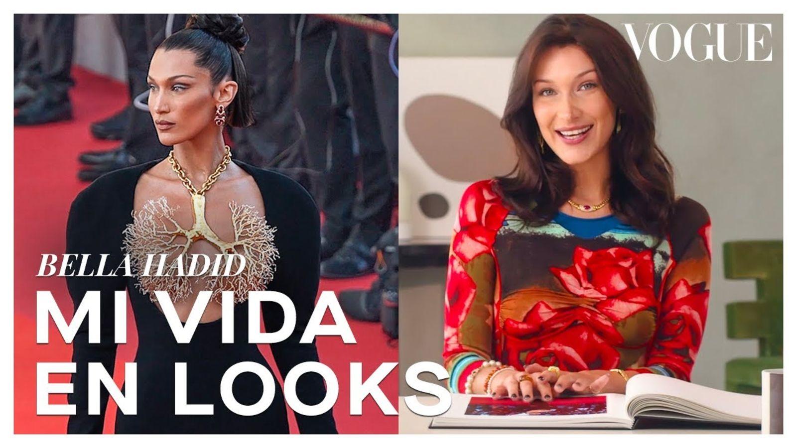 Bella Hadida través de sus looks más icónicos: el inicio de una supermodelo