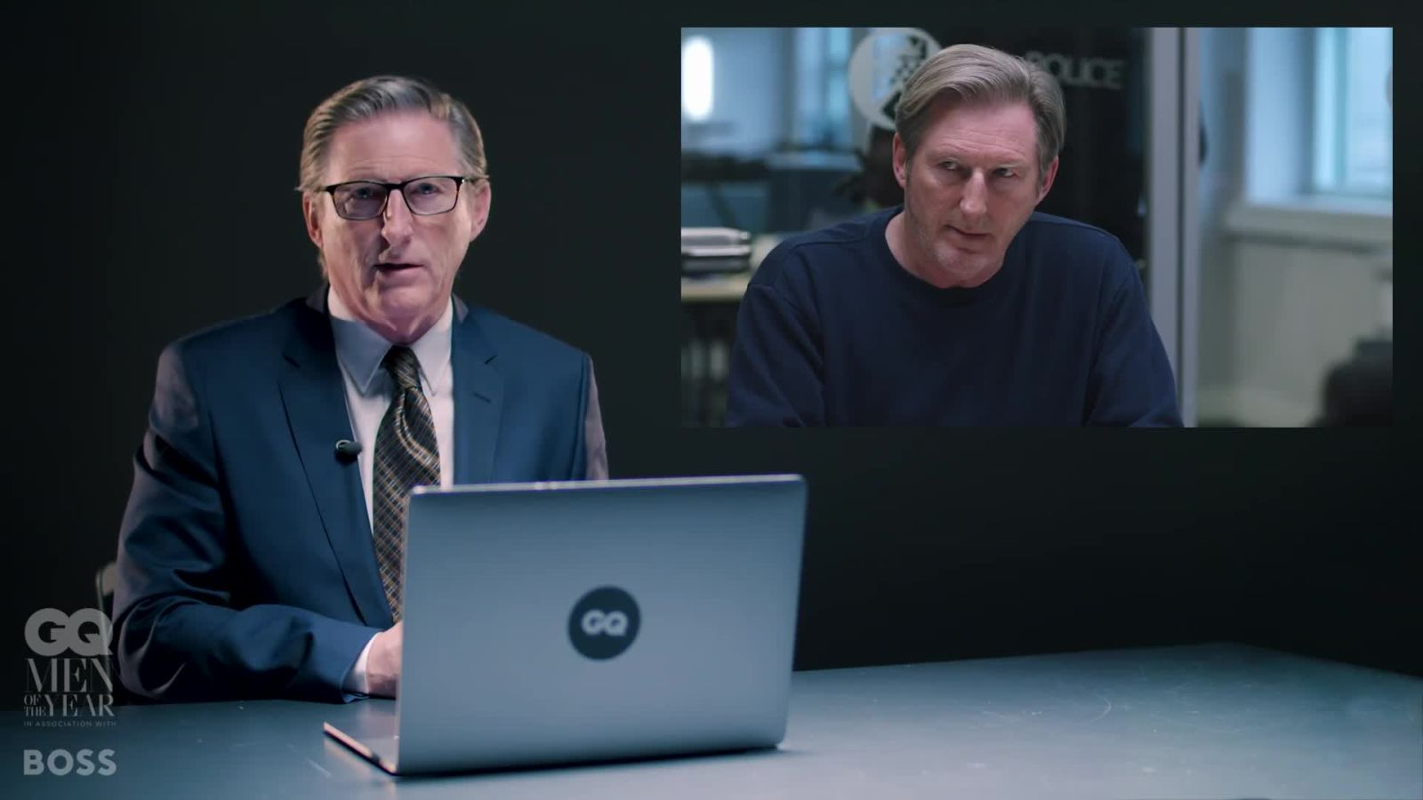 Line Of Duty's Adrian Dunbar on one liners, police acronyms and the hunt for H
