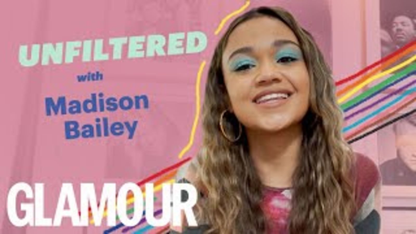 Outer Banks Star Madison Bailey On Pride, Pansexuality & Love   GLAMOUR UNFILTERED
