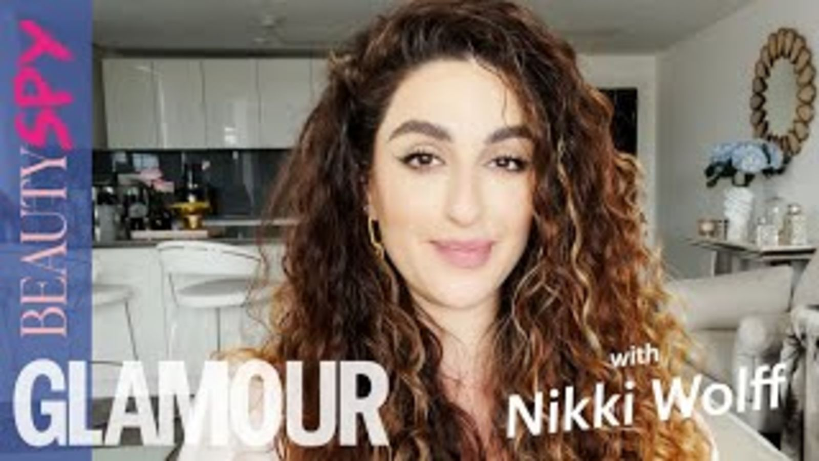 Nikki Wolff Shows Us A Glamorous Cat Eye How-To & Reveals Her Beauty Secrets   GLAMOUR UK