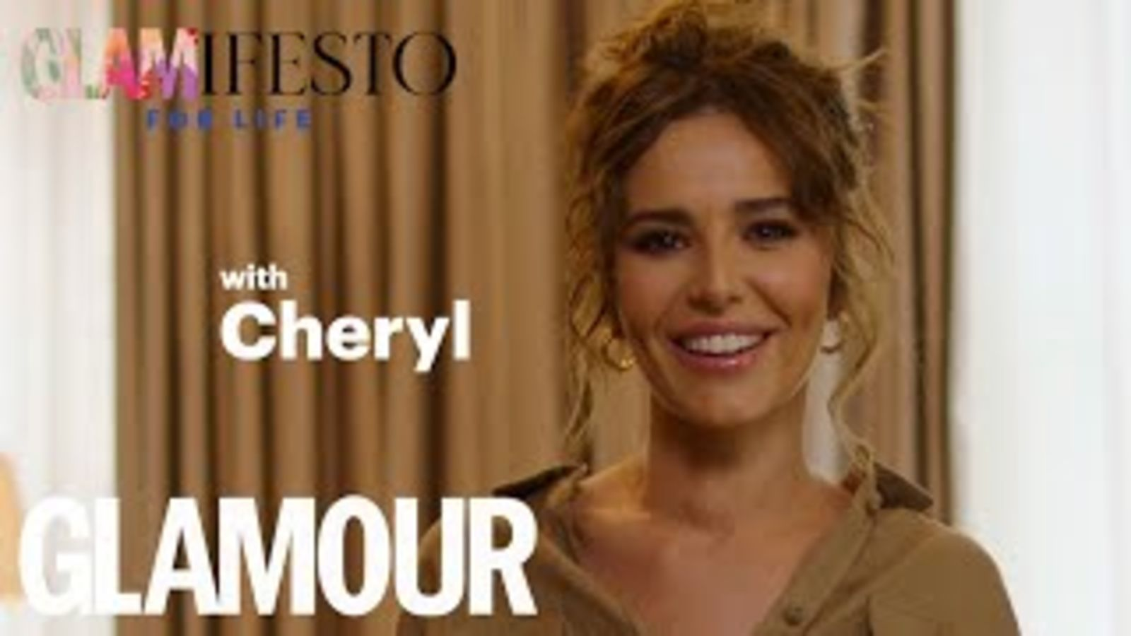 Cheryl On Her Mental Health & How She's Raising Her Son Bear To Combat Sexism   GLAMIFESTO