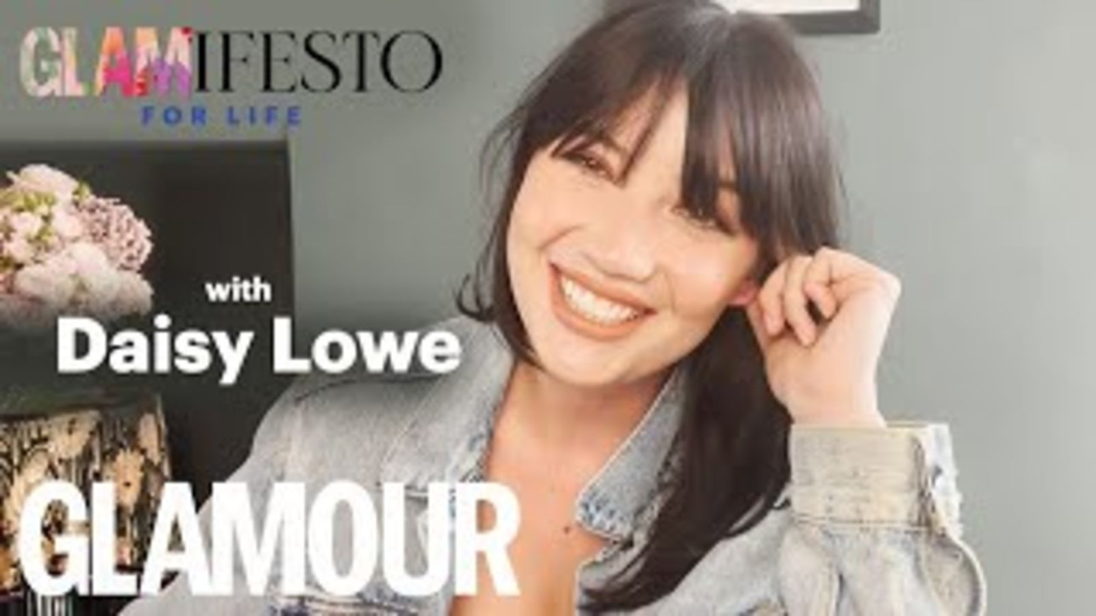 Glamifesto For Life with Daisy Lowe: Mental Health, Sustainability And Wellness Rituals   GLAMOUR UK