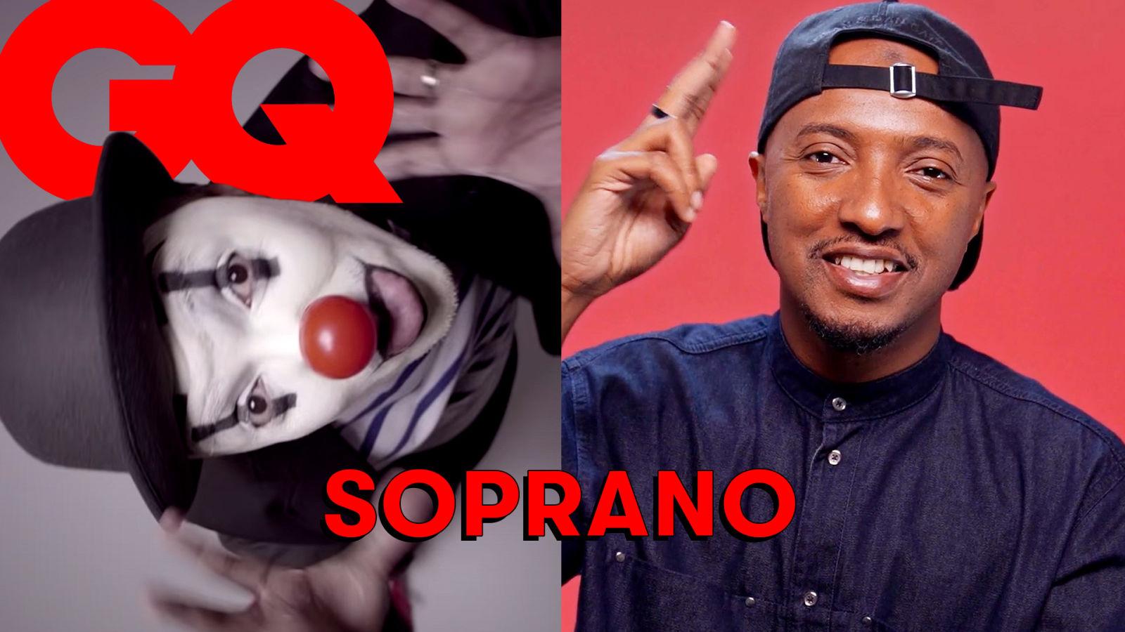 Soprano juge sa carrière : Roule, Psy 4, Près des étoiles… | GQ