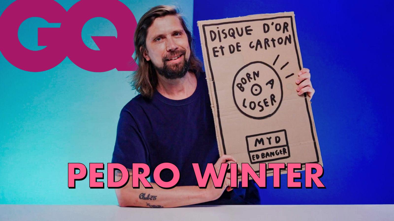 Les 10 Essentiels de Pedro Winter (pass backstage, Vans et MTV Awards) | GQ