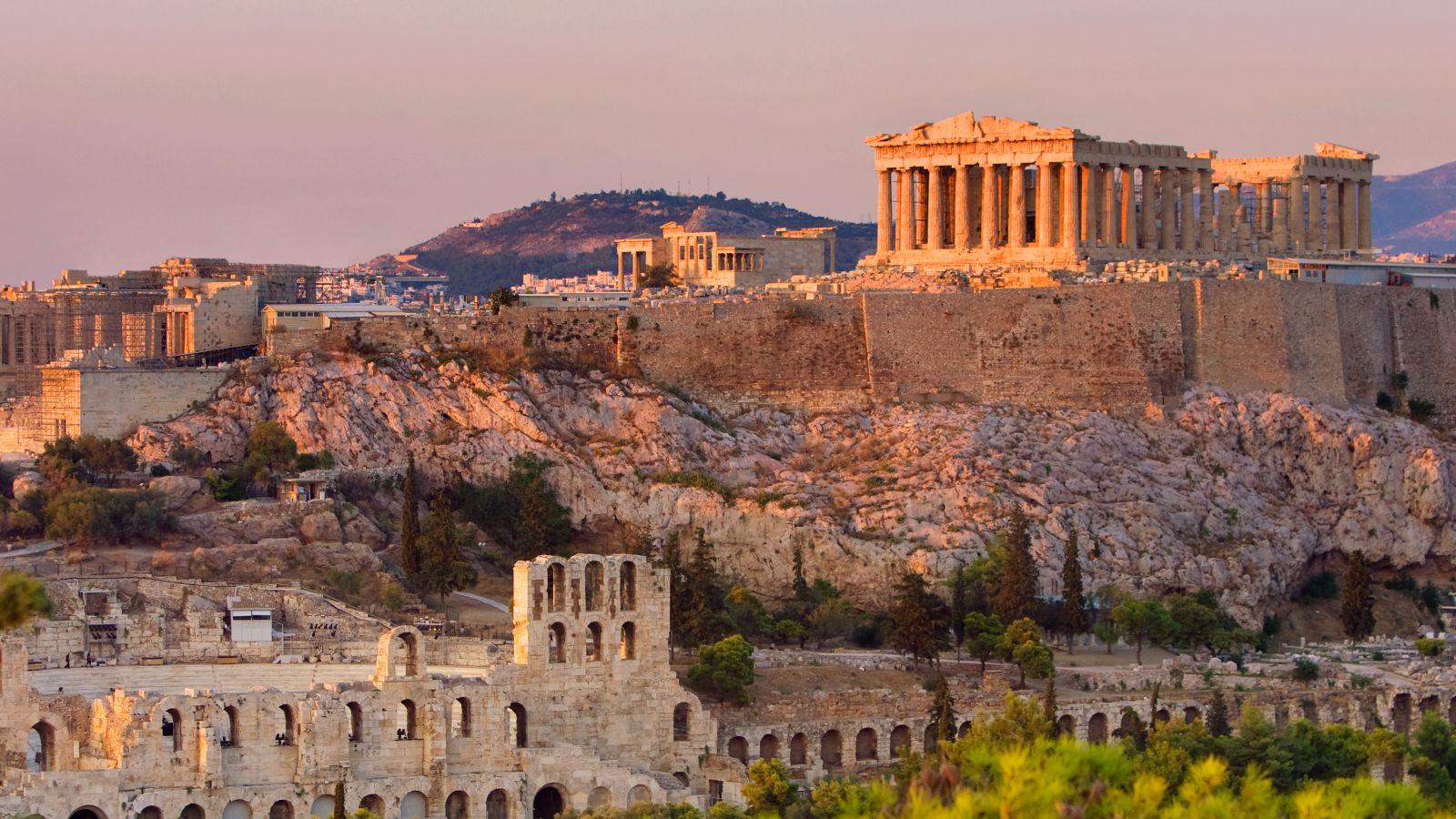 48 horas en Atenas