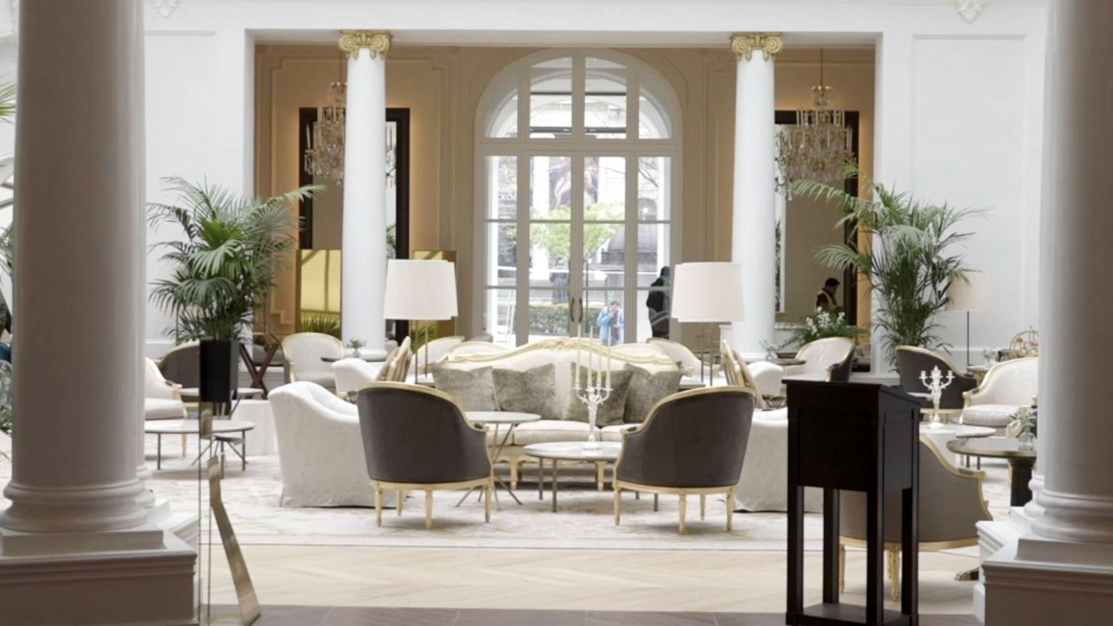 Una nueva bienvenida: abre el hotel Mandarin Oriental Ritz, Madrid