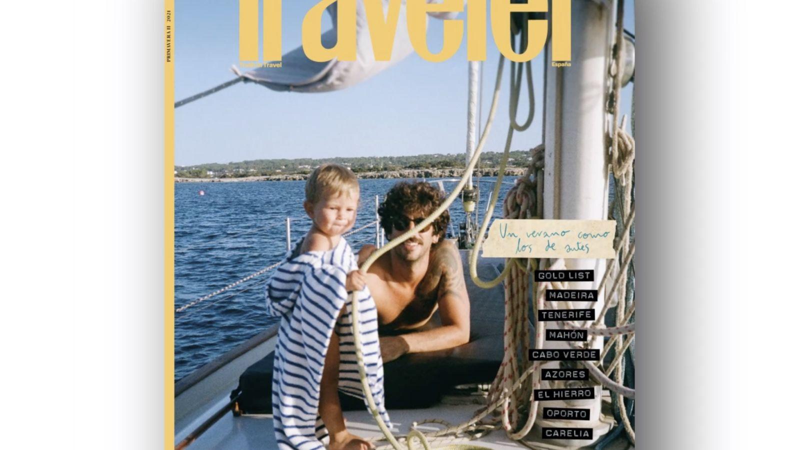 La nueva revista primaveral de Condé Nast Traveler
