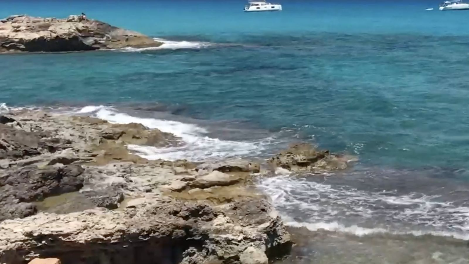 Una postal desde Formentera
