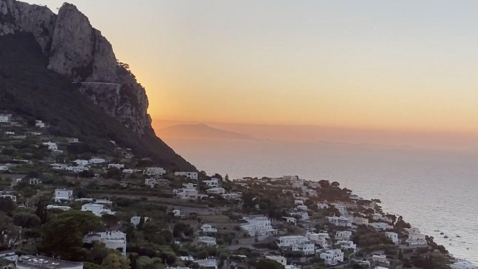 Una postal desde Capri