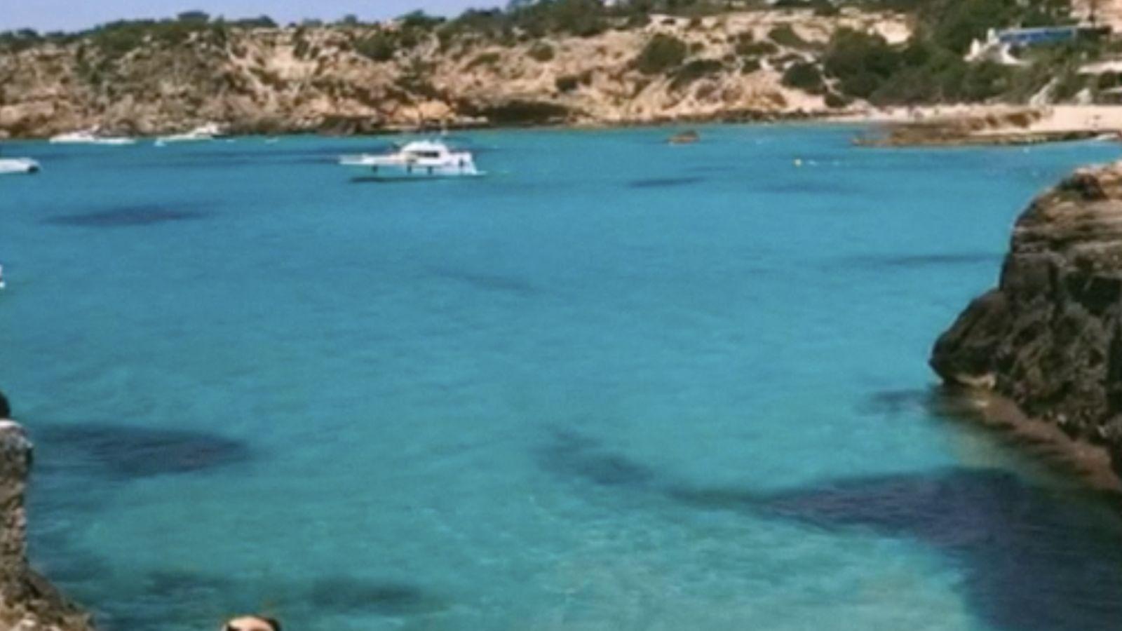 Una postal desde Ibiza