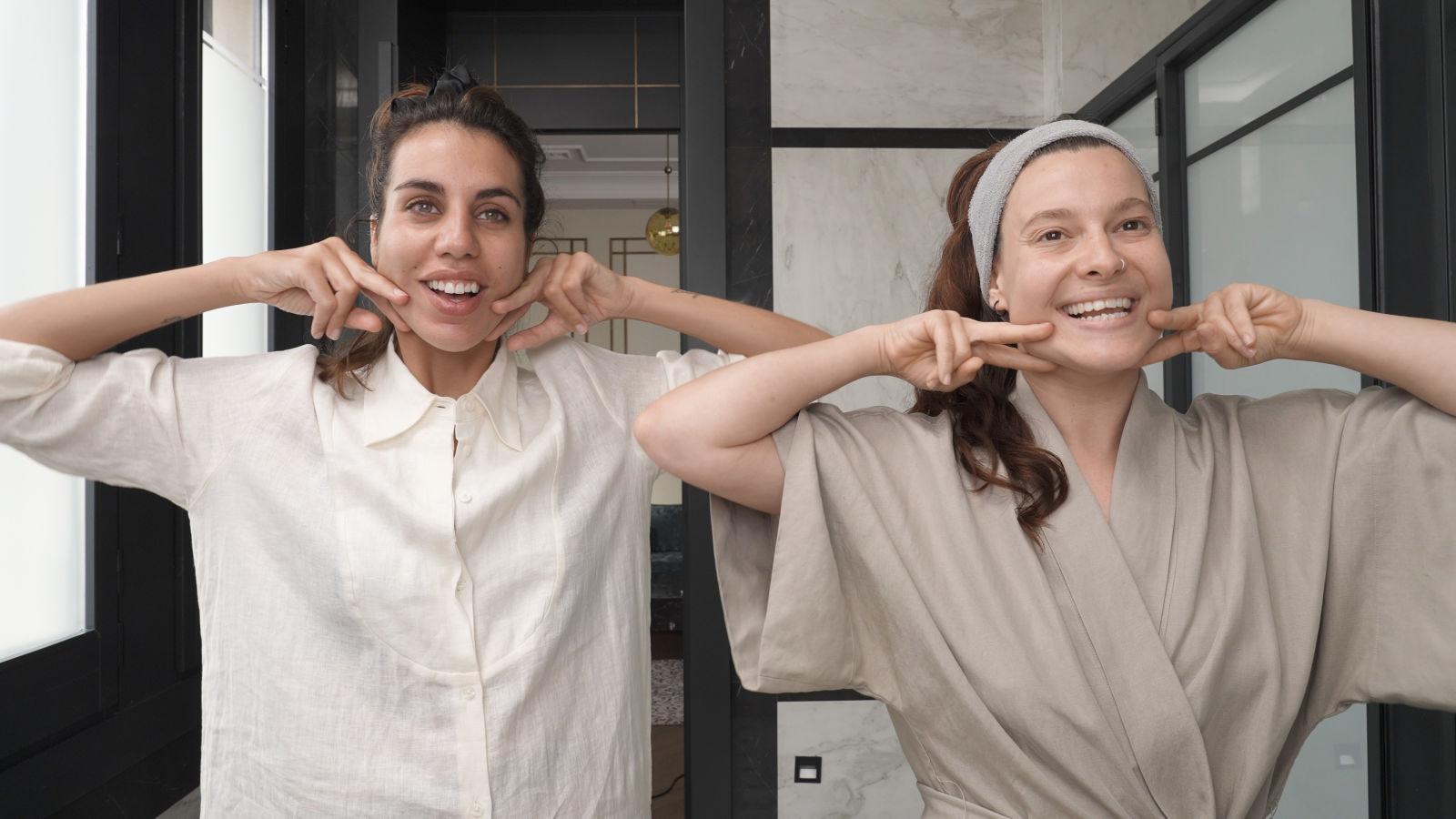 Cómo hacer un masaje facial, con María Parra