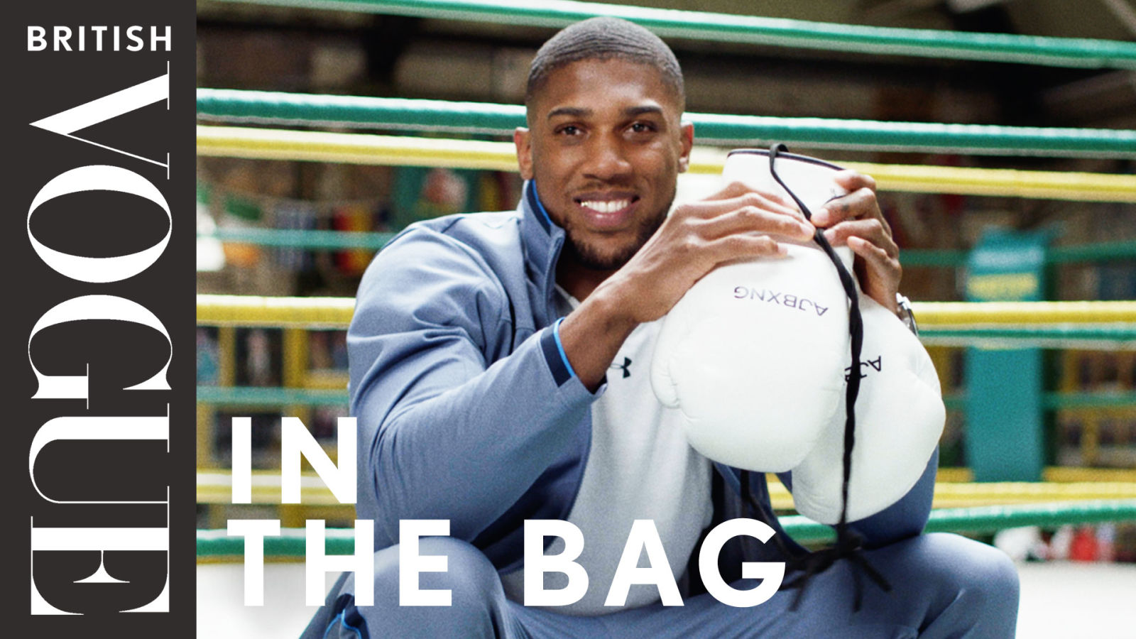 Anthony Joshua: In The (Kit) Bag