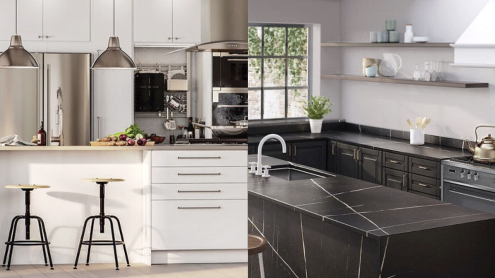 Cocinas: islas, minimalismo o madera. Las últimas tendencias que necesitas conocer