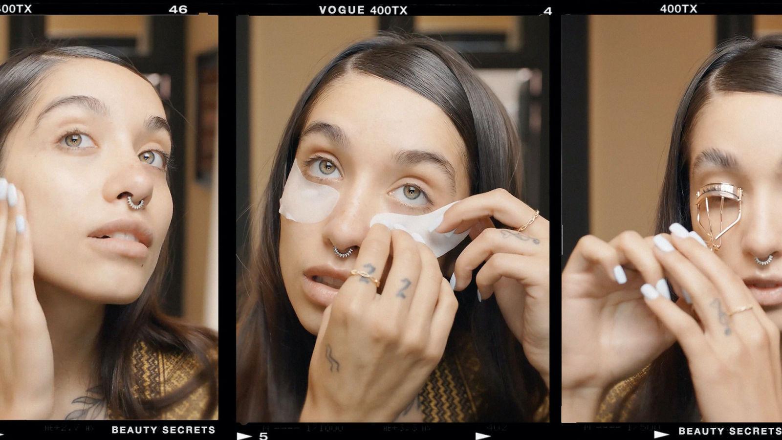 María Becerra tiene el secreto para unas cejas atrevidas (y no es común)