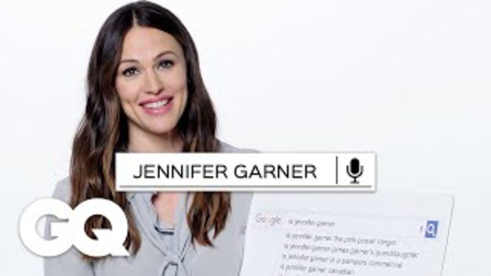 Jennifer Garner responde todo de Internet | Lo más buscado | GQ México y Latinoamérica