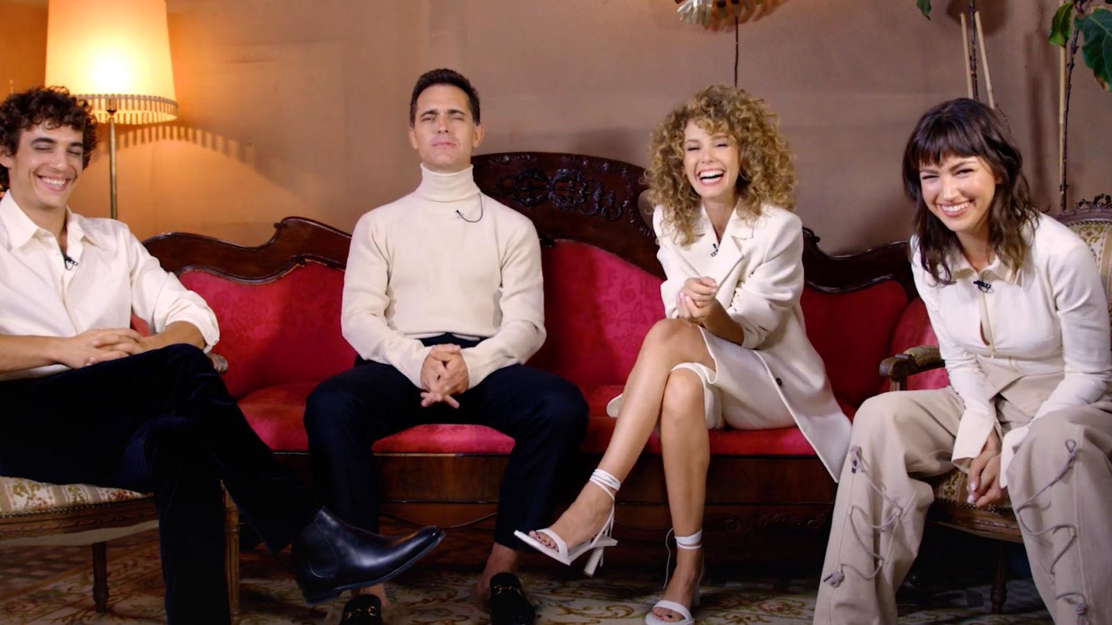 Úrsula Corberó, Miguel Herrán y el cast de La casa de papel explican los momentos más fuertes de la serie
