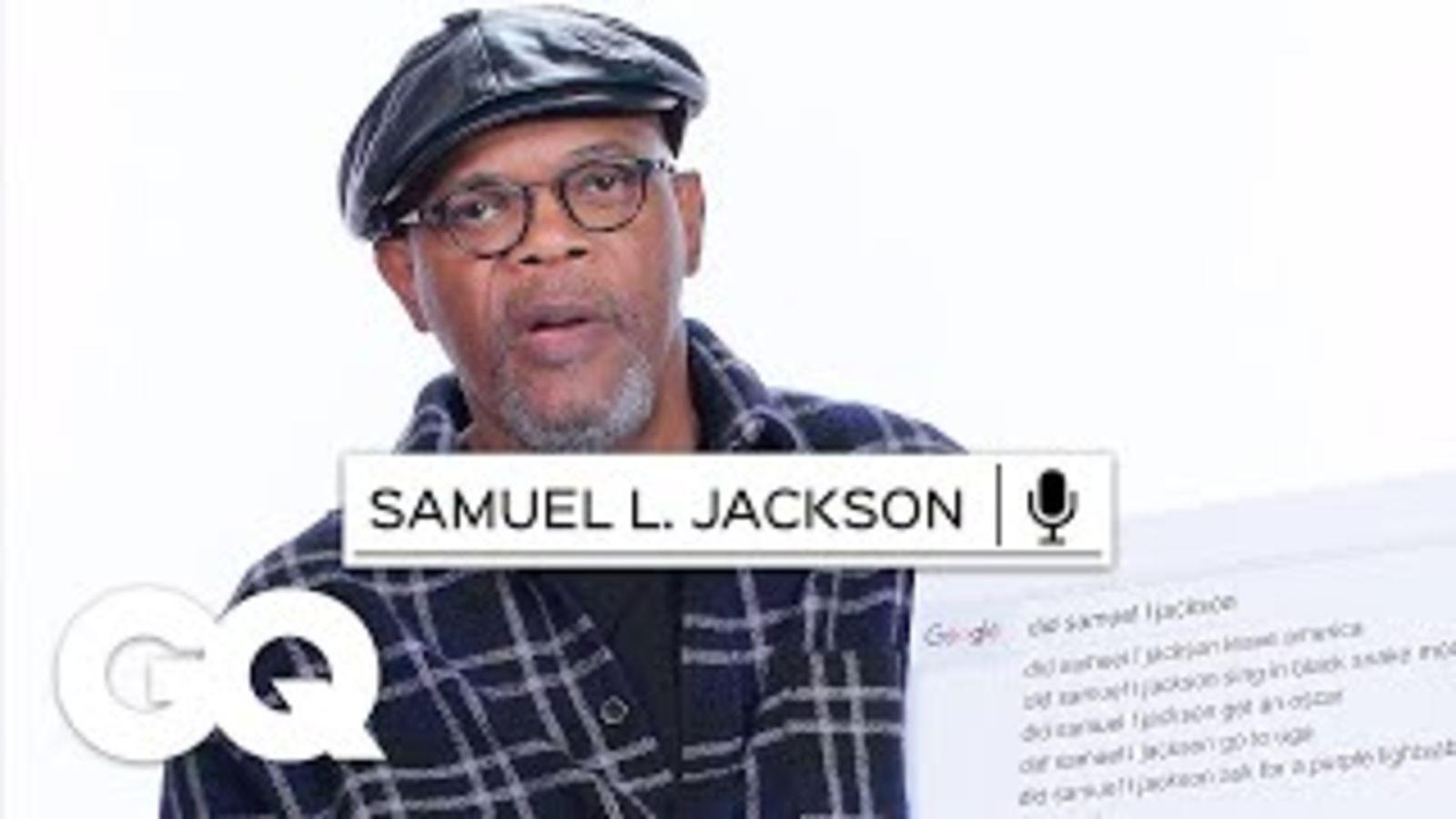 Samuel L. Jackson responde todo de Internet