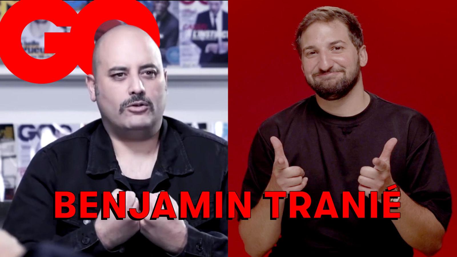 Benjamin Tranié juge l'humour : Aymeric Lompret, Doully, Baptiste Lecaplain