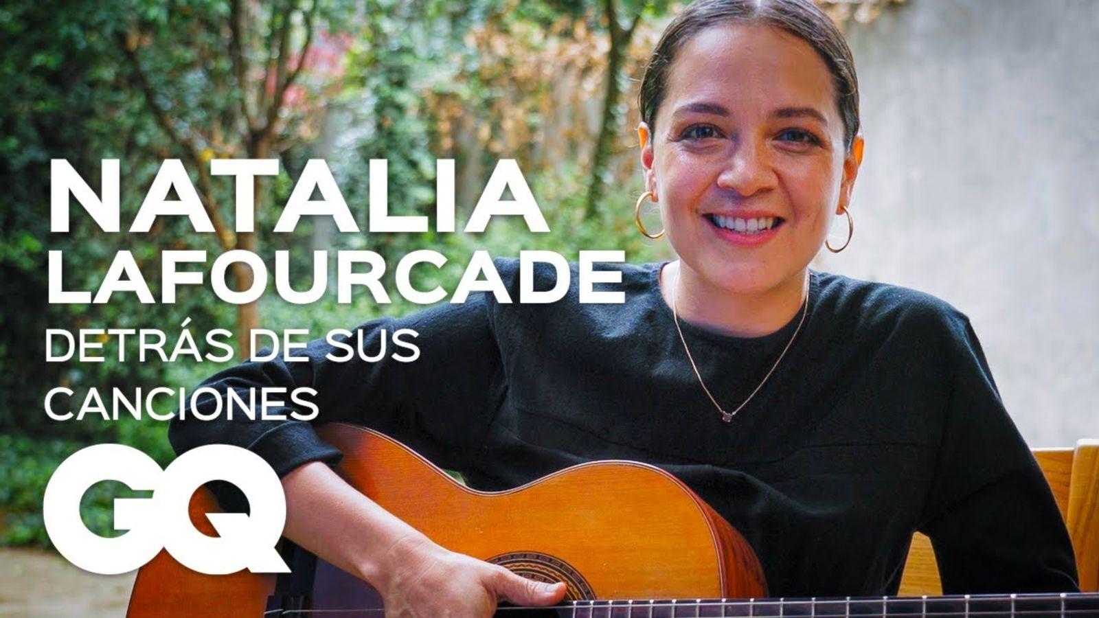 Natalia Lafourcade nos explica los procesos para componer sus mejores canciones