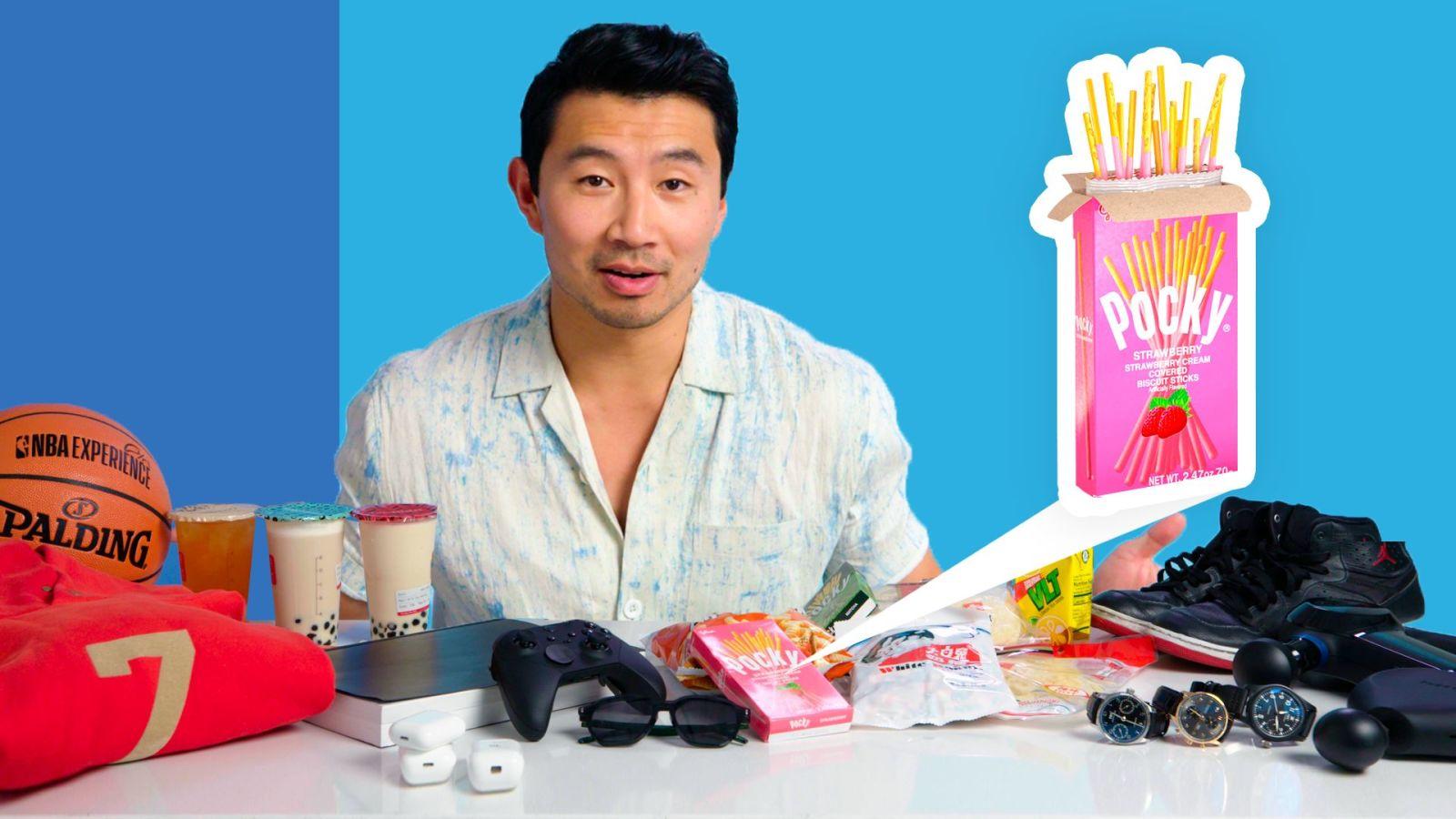 Simu Liu (Shang-Chi): 10 cosas sin las que no puede vivir