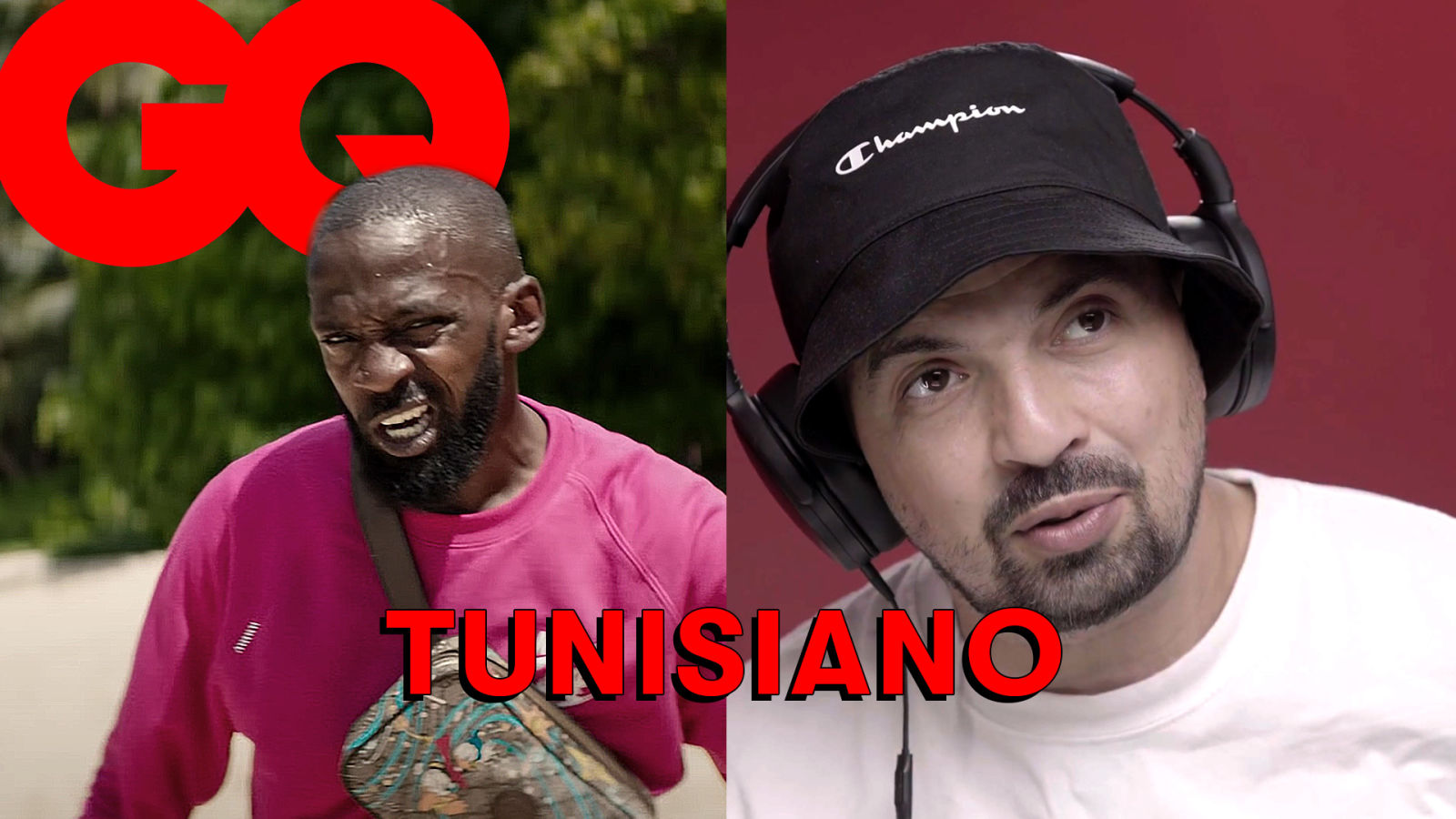 Tunisiano juge le rap français : Booba, DA Uzi, Naps
