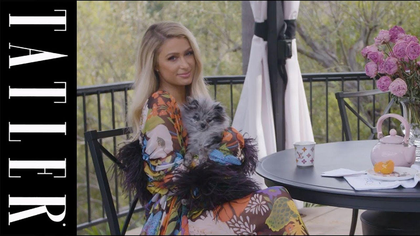Meghan Markle vs Miley Cyrus: Paris Hilton plays Would You Rather
