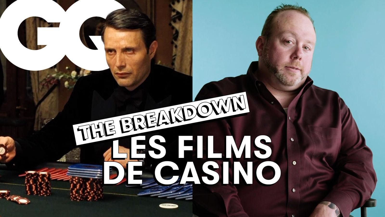 Le patron d'un casino analyse des scènes de jeu : Ocean's 13, Casino Royale, Very Bad Trip