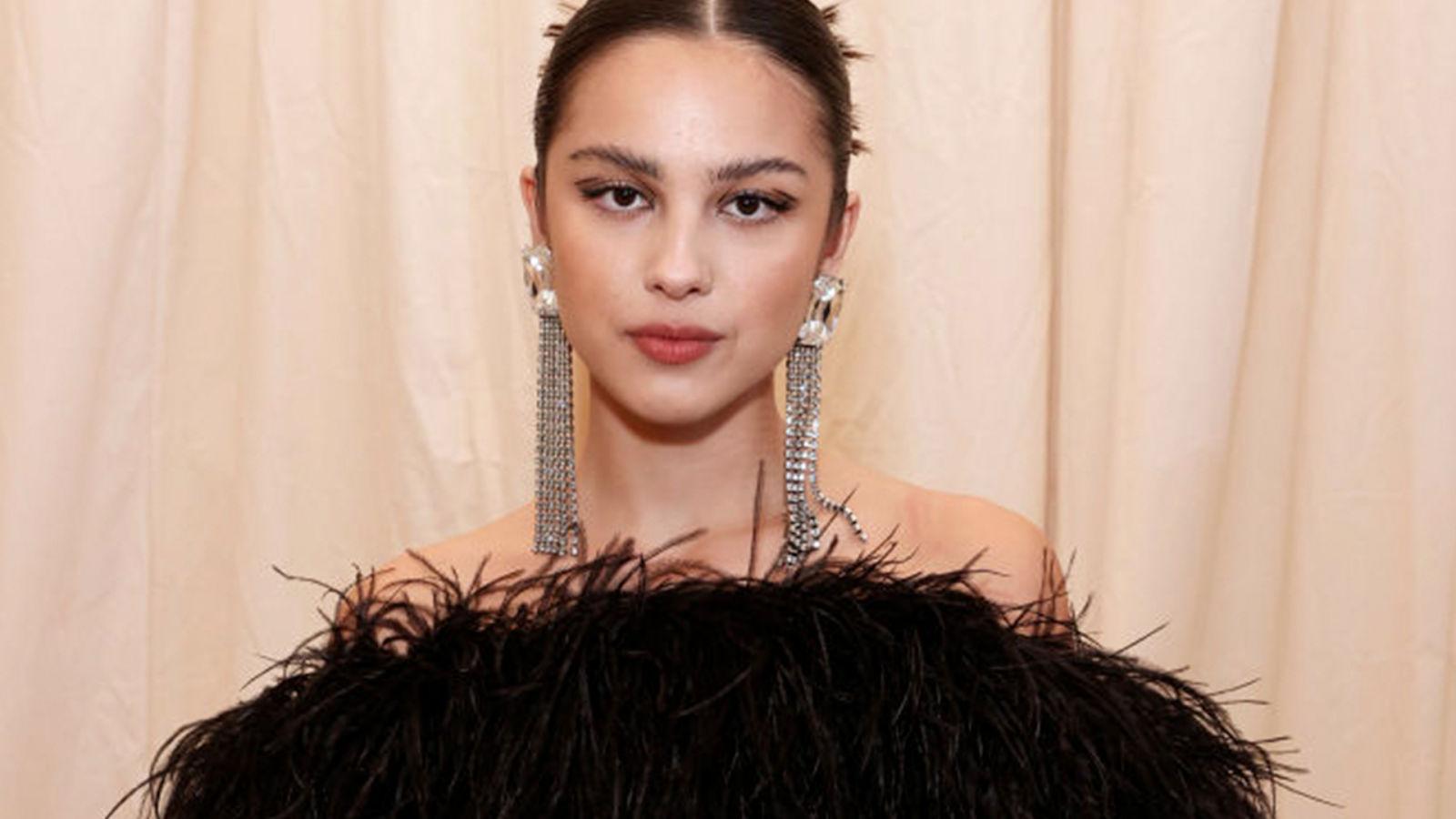 Olivia Rodrigo: así se preparó para la Met Gala