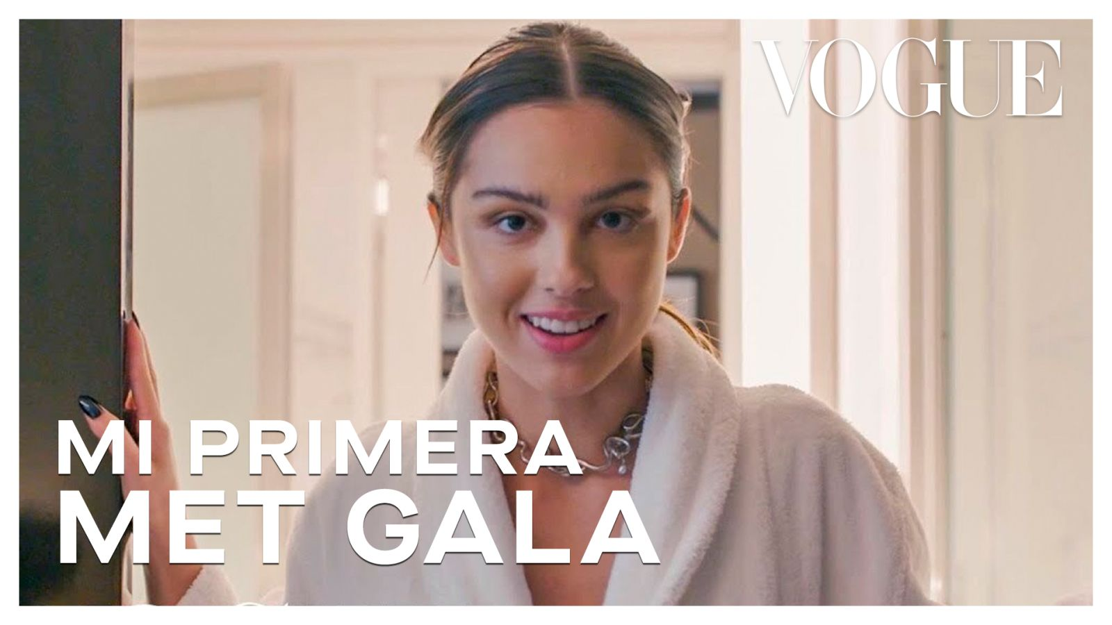 Olivia Rodrigo se prepara para su primera MET Gala 2021