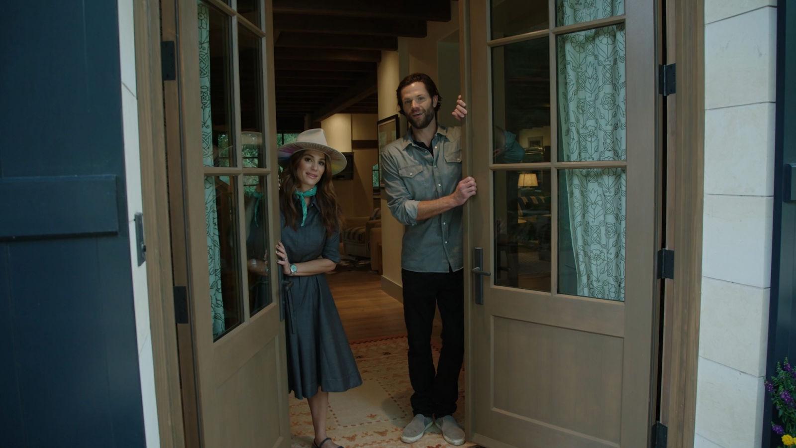 Jared Padalecki (Supernatural): entramos en su casa familiar estilo granja