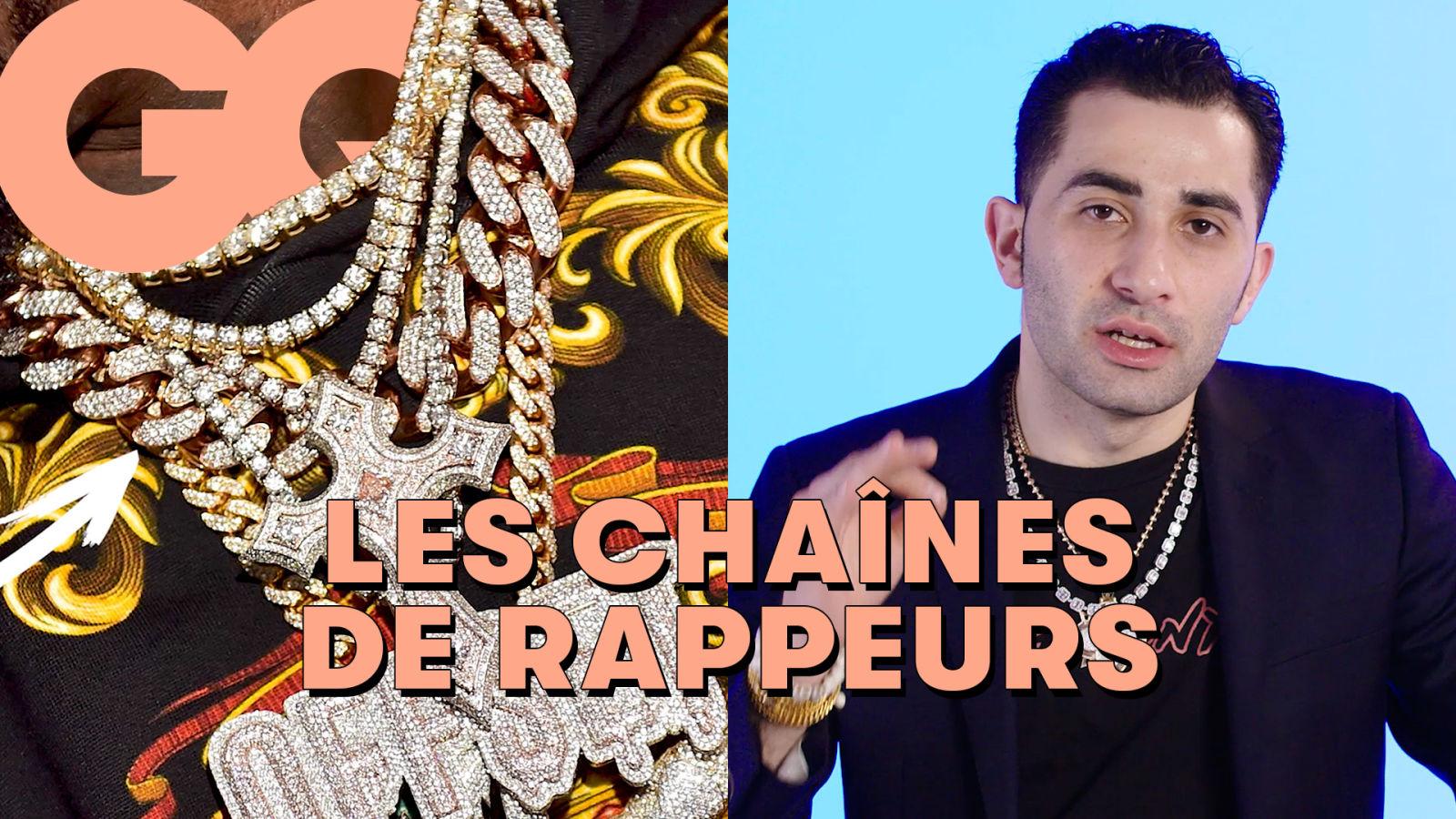 Les chaînes des rappeurs décryptées par un expert : Future, Quavo, Gucci Mane