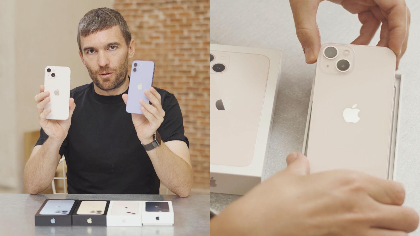 iPhone 13 y 13 Pro: unboxing, review y análisis (nuevas cámaras)
