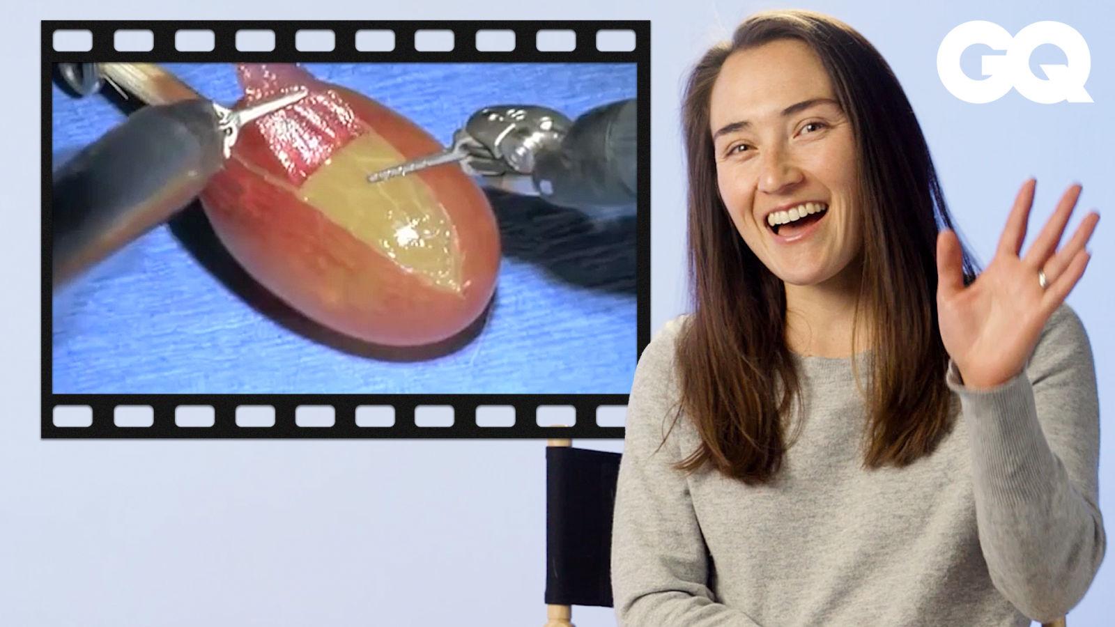 掃射膝蓋以下較不致命!外科醫生打臉好萊塢電影、電視醫療片段 Surgeon Breaks Down Medical Scenes From Film&TV|經典電影大解密|GQ Taiwan