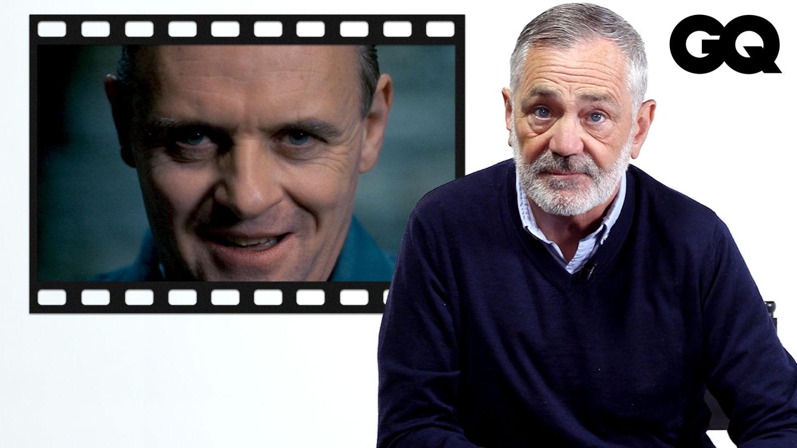 連環殺人犯是如何養成的?犯罪學者剖析連環殺手電影片段 Criminologist Reviews Serial Killers From Movies & TV|經典電影大解密|GQ Taiwan