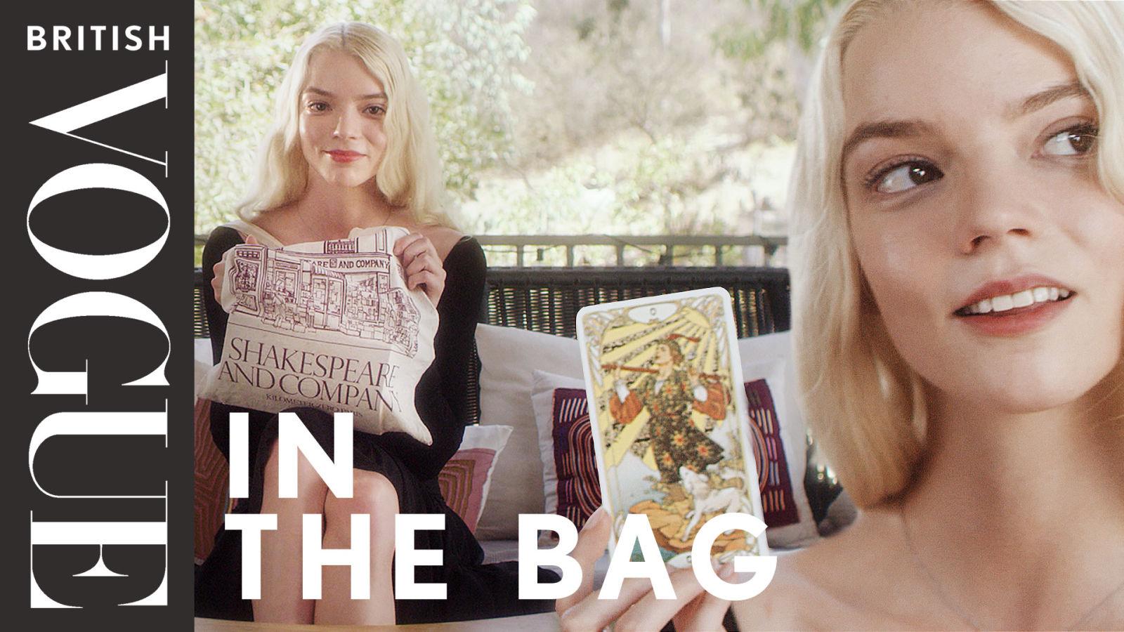 Anya Taylor-Joy: In The Bag