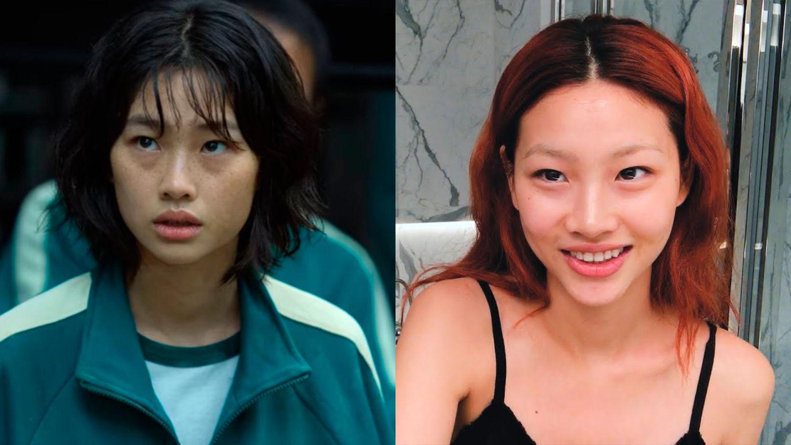 HoYeon Jung (El juego del calamar): rutina para piel perfecta