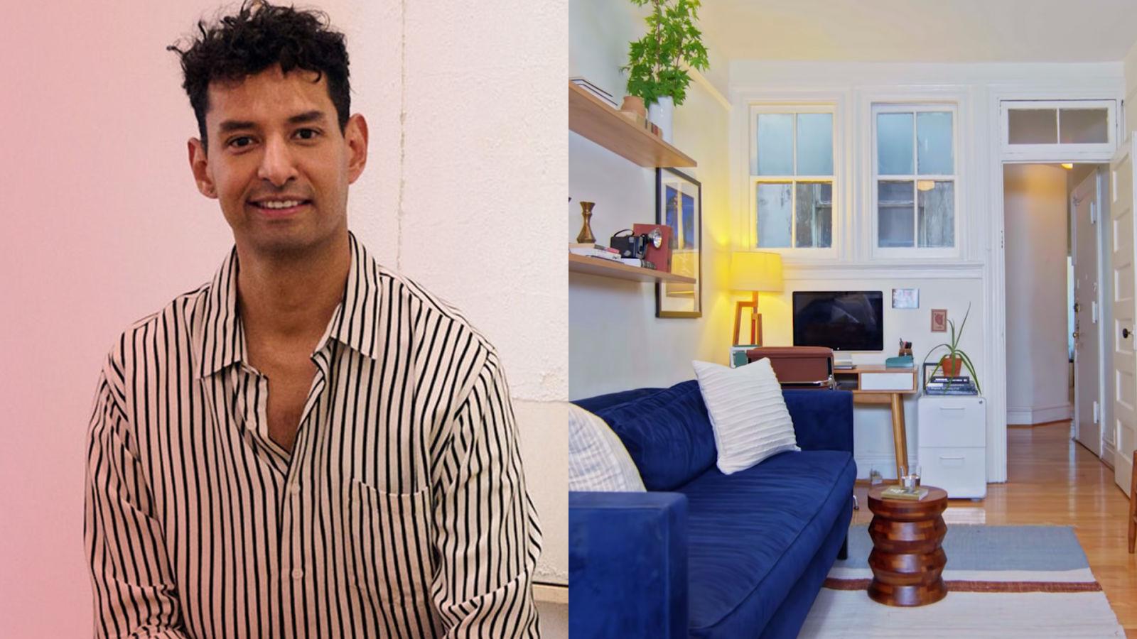 Cómo renovar tu sala de estar en solo dos horas y media