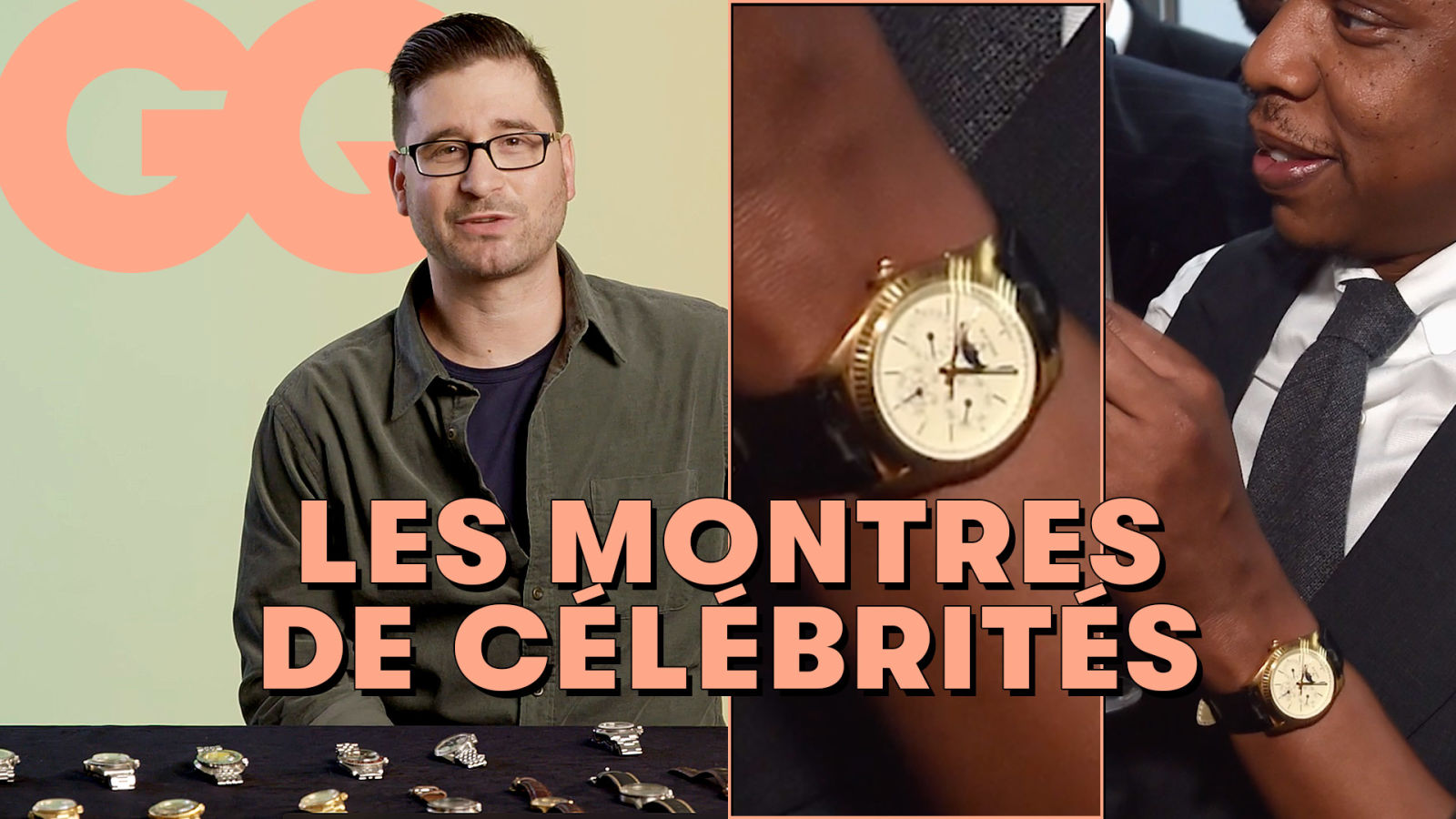 Un expert en horlogerie analyse des montres de stars : Kanye West, Ryan Gosling, Offset