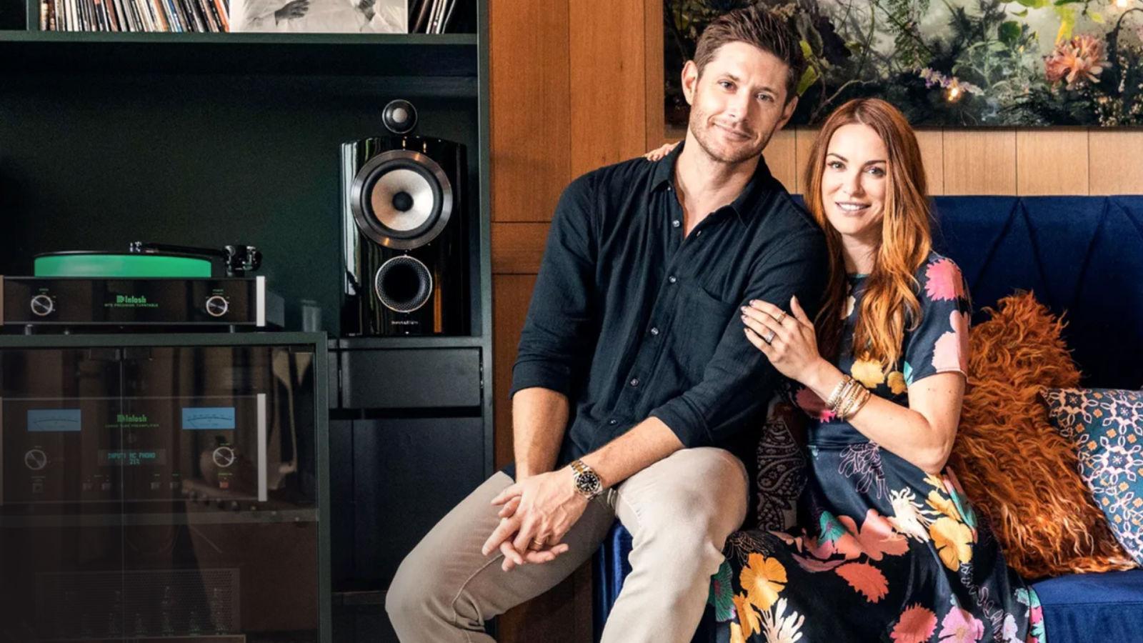 Jensen Ackles (Supernatural): una casa familiar con temas musicales