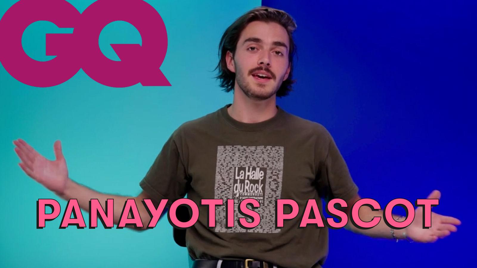 Les 10 Essentiels de Panayotis Pascot (sa maman, Fary et Jason Brokerss)