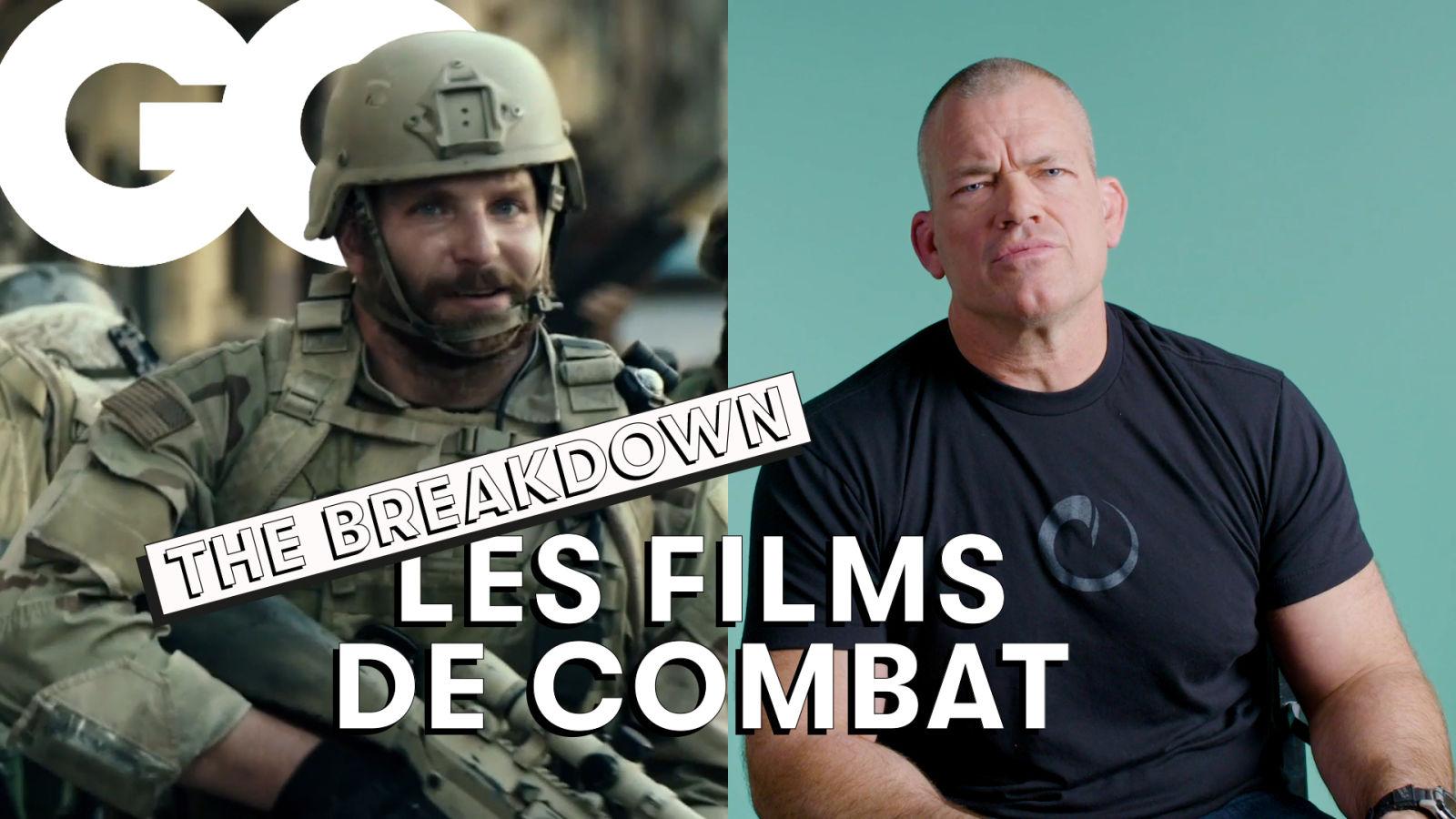 Le Navy SEAL Jocko Willink décrypte les scènes de combat du cinéma
