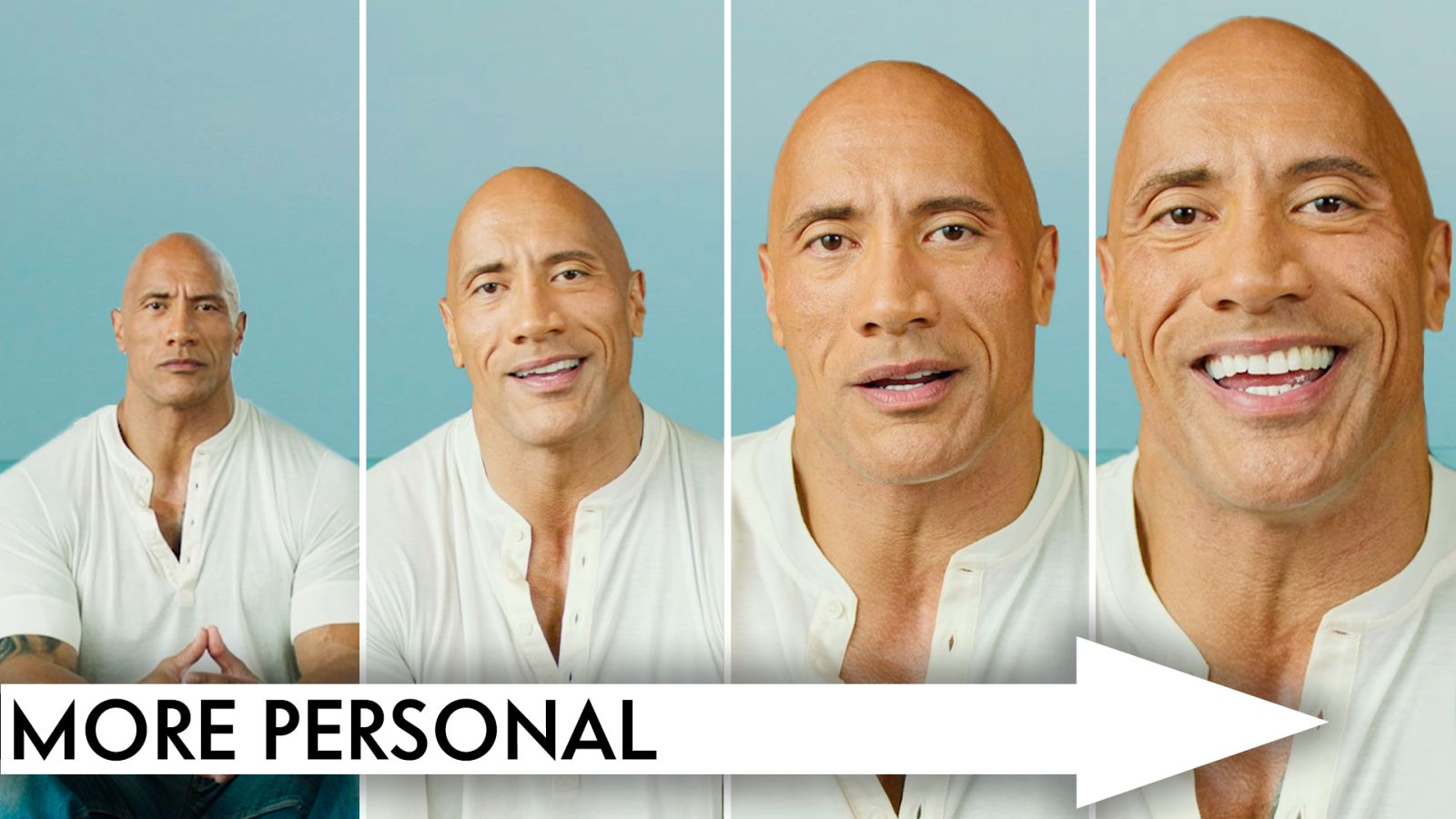"""Dwayne """"The Rock"""" Johnson Answers Increasingly Personal Questions"""