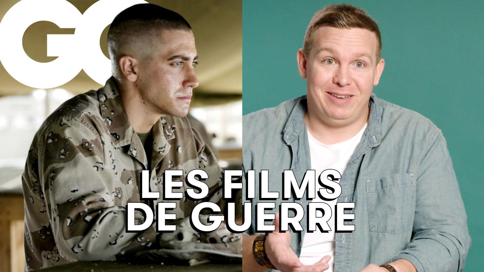 James Laporta de l'US Navy décrypte des scènes de films de guerre