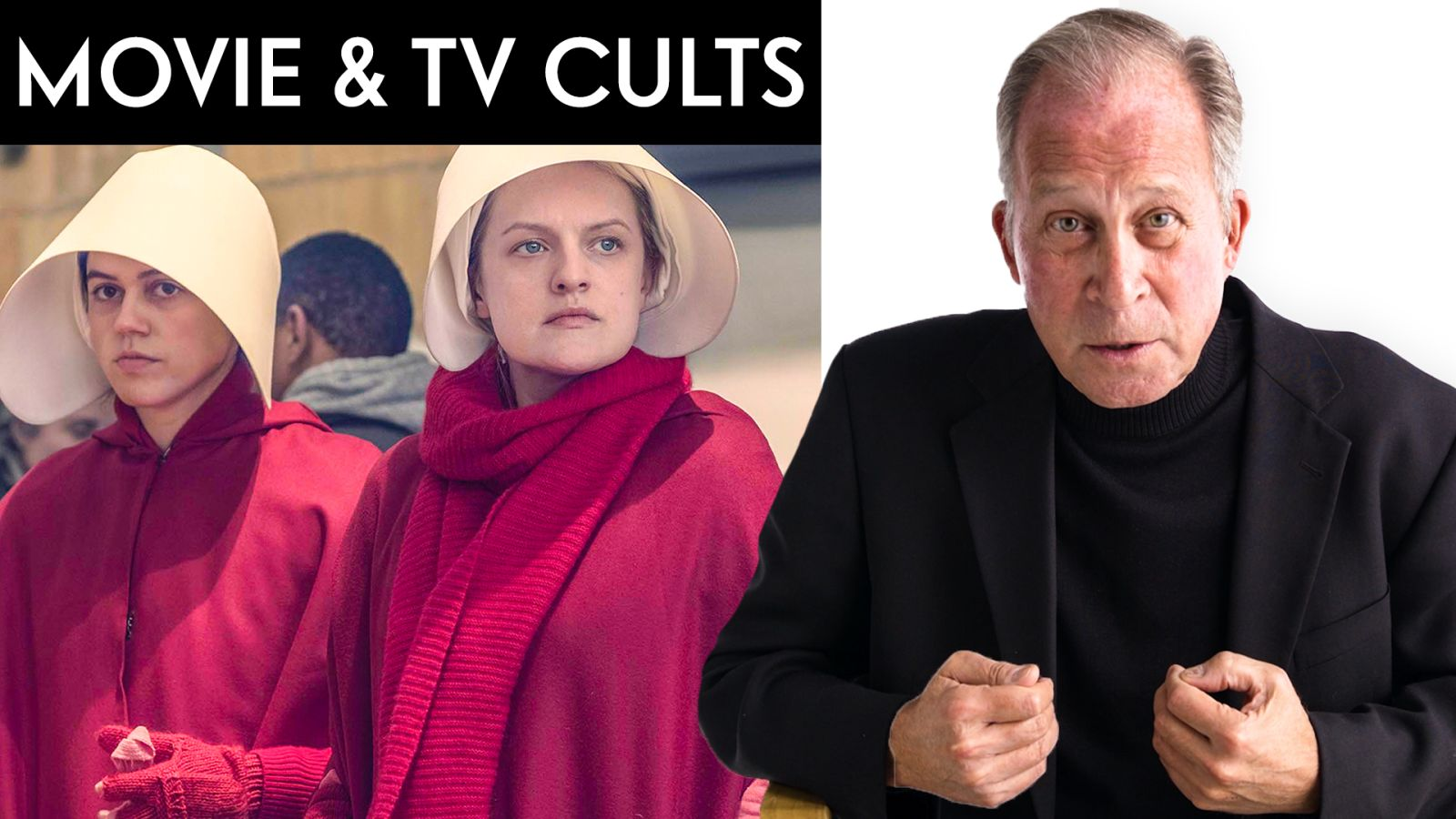 Cult Deprogrammer Reviews Cults From Movies & TV