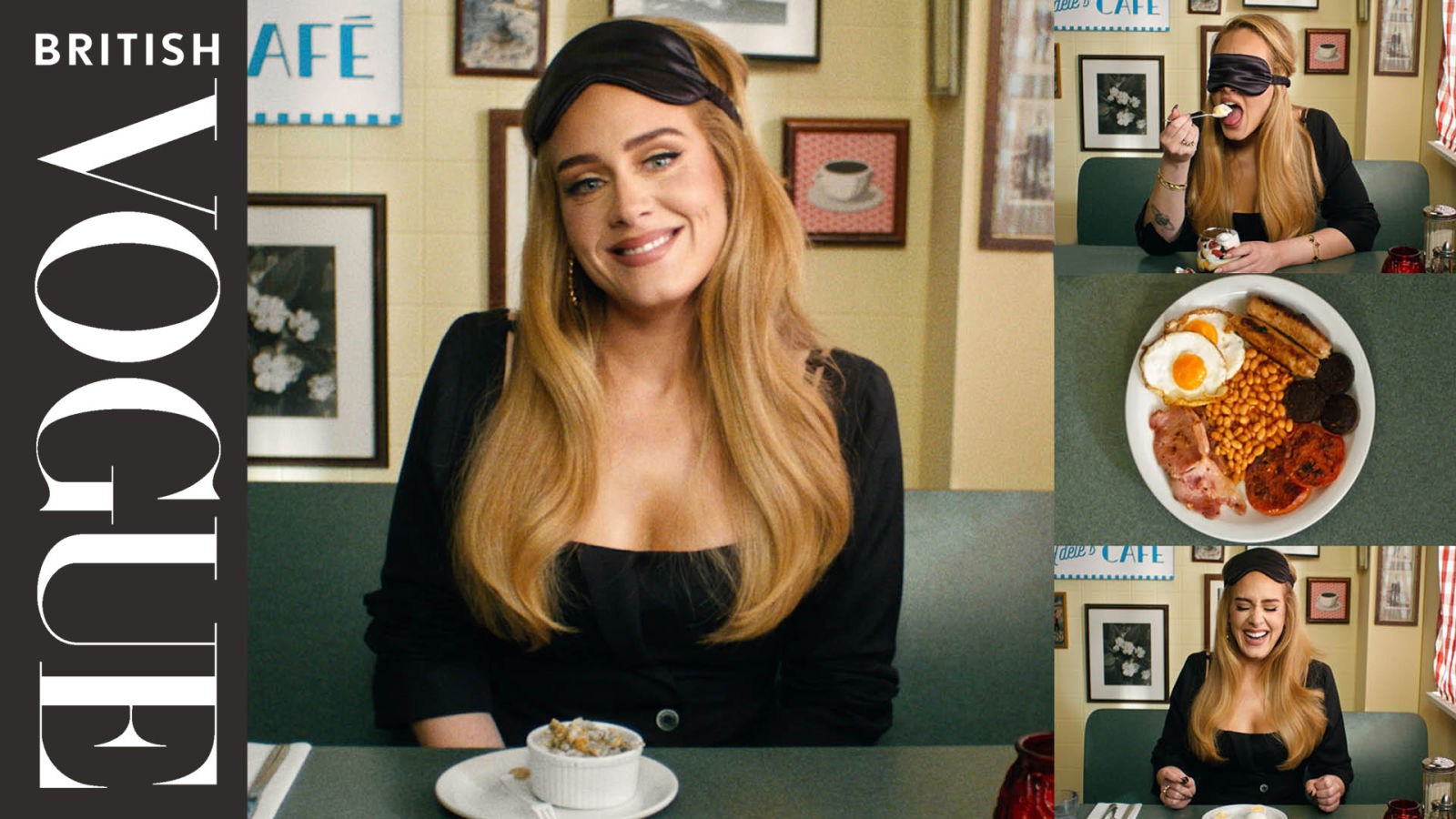 Adele Eats Spotted Dick, Cockles & 10 Other British Dishes