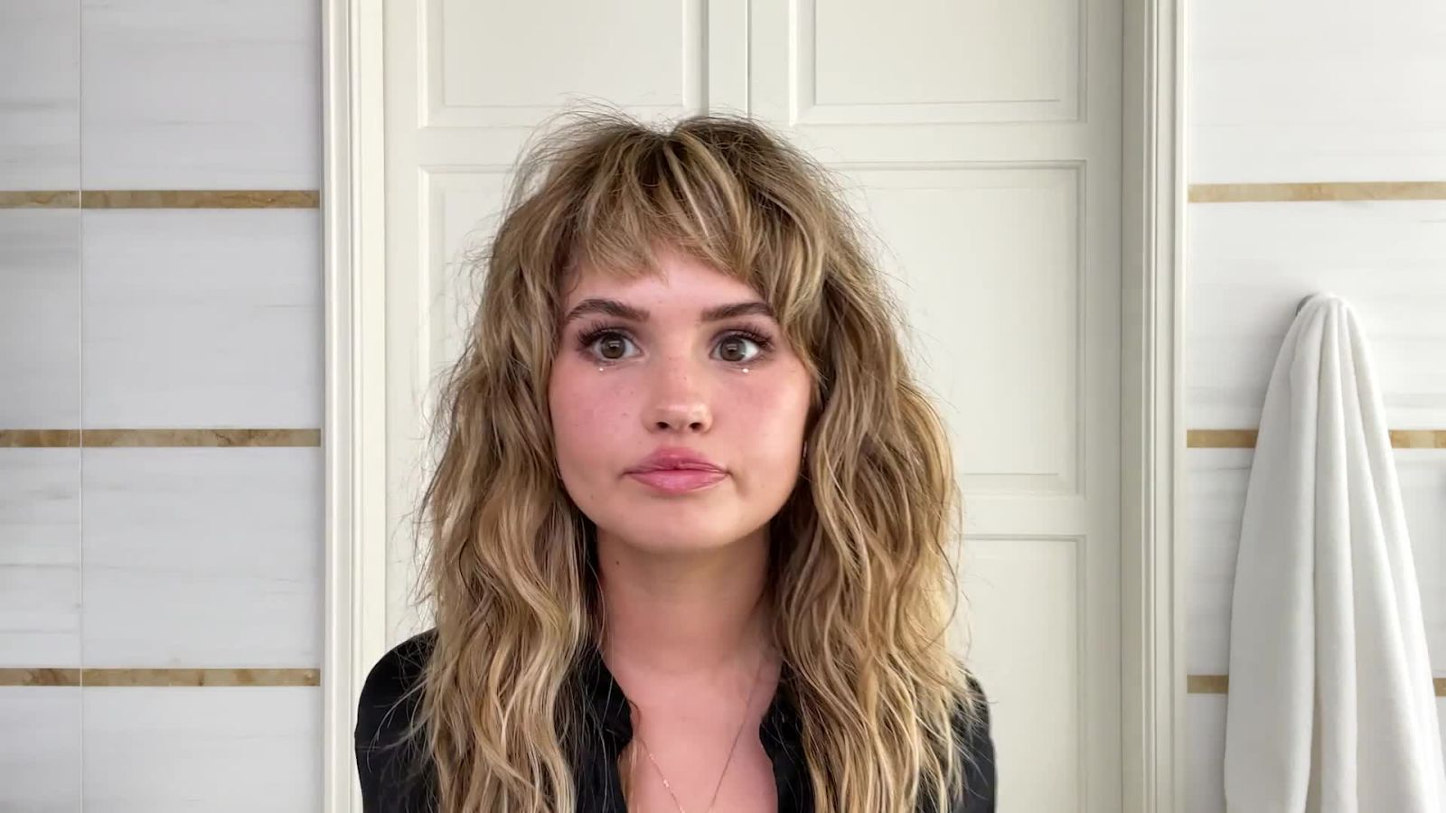 Watch Debby Ryan's Guide to Depuffing Skin Care and Day-to-Night Makeup