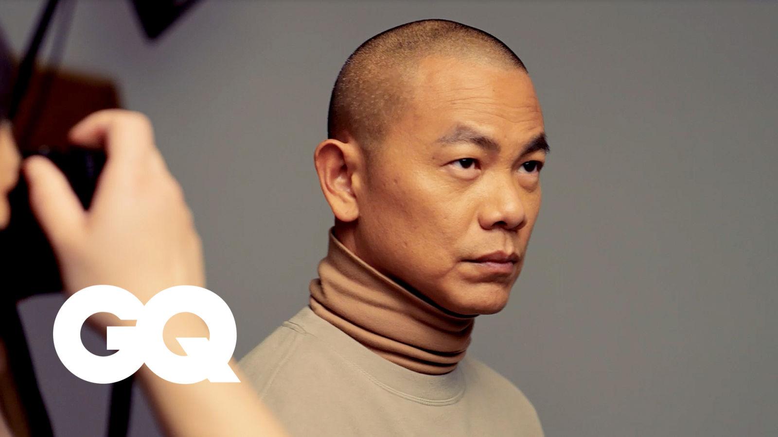 江振誠 創造品味的人 GQ Tastemaker|GQ Cover