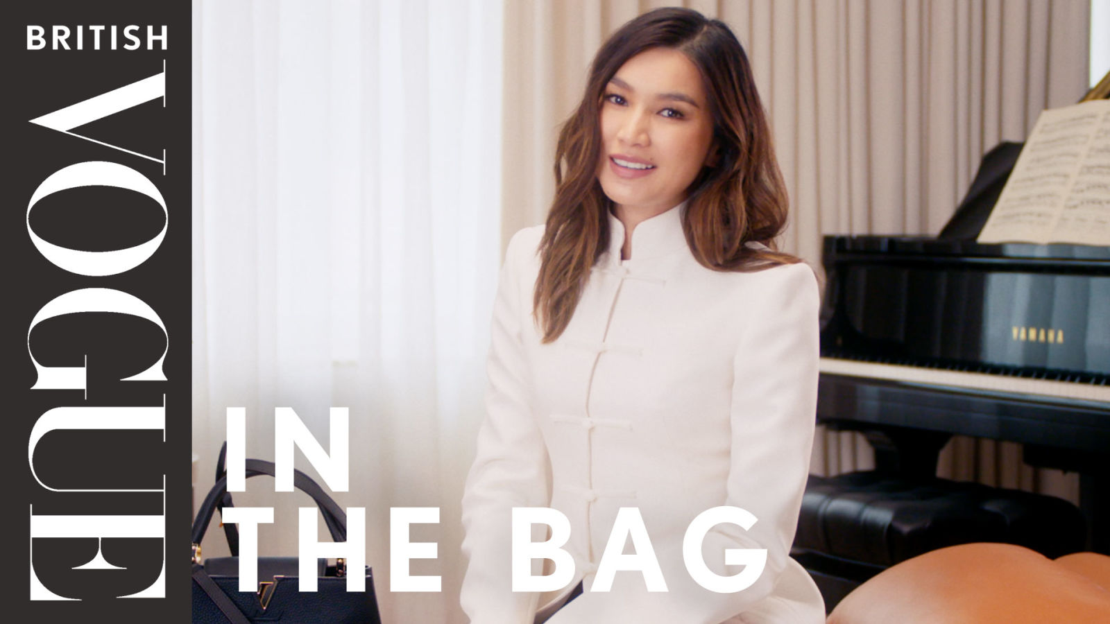 Gemma Chan: In The Bag
