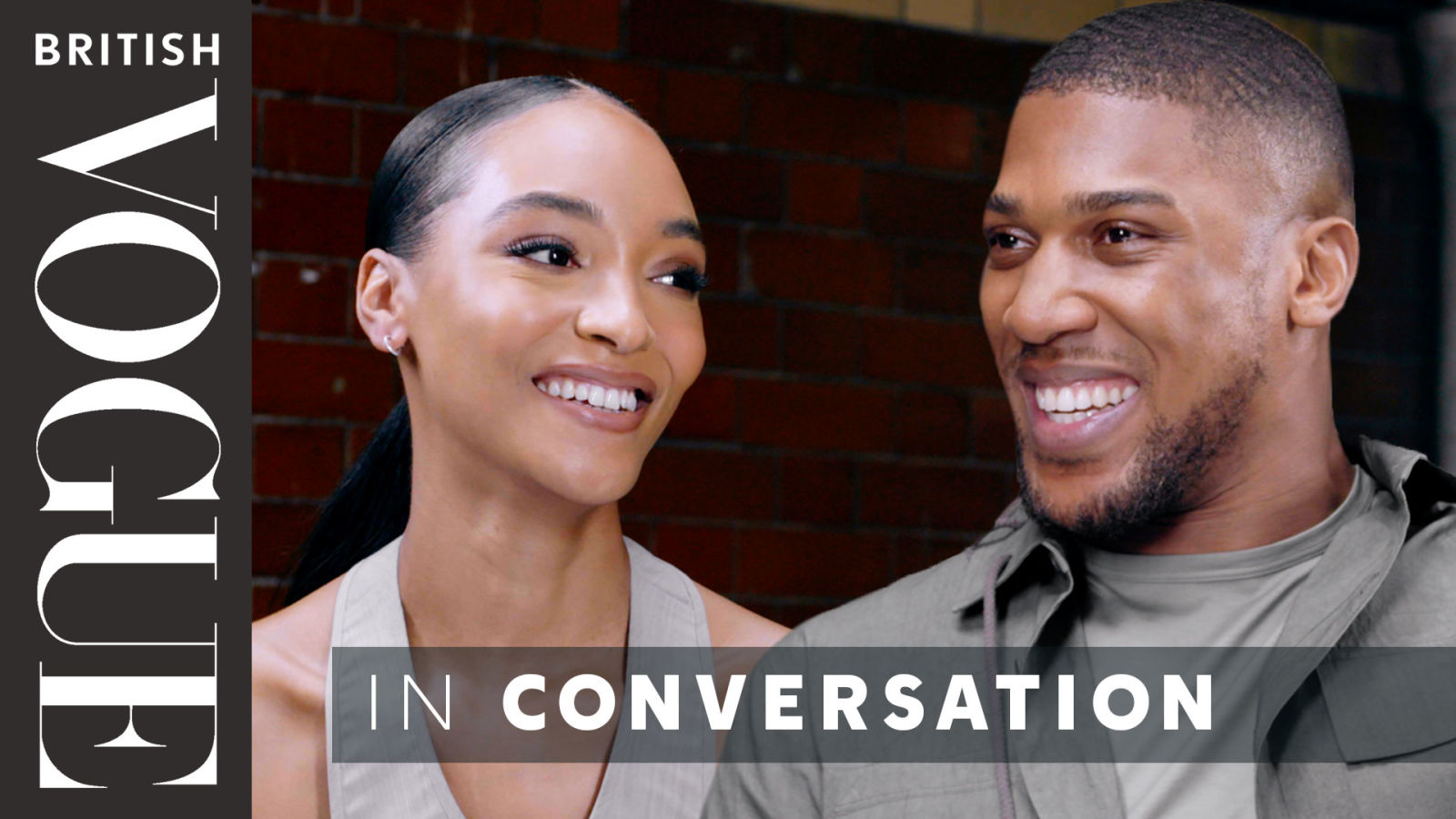 Anthony Joshua Opens Up To Jourdan Dunn About Manners, Male Vulnerability & Being Mentally Fit