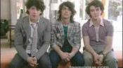 The Jonas Brothers' Teen Vogue Photo Shoot